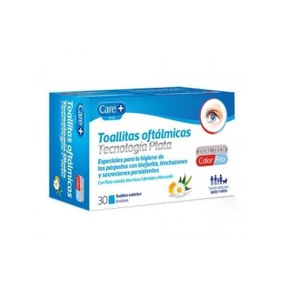 Care+ Toallitas oftálmicas...