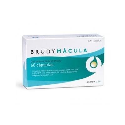 BrudyMácula 60cáps