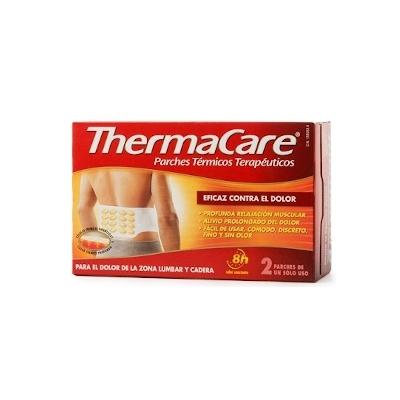 ThermaCare parches térmicos...