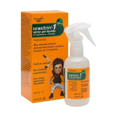 Neositrin Spray Gel...