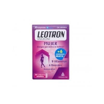 Leotron mujer (energy &...