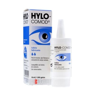 Hylo-Comod® colirio 10ml
