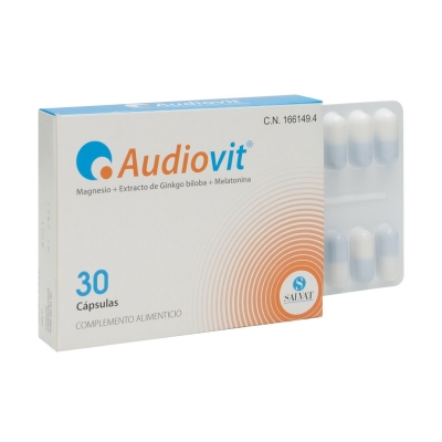 Audiovit 30cáps
