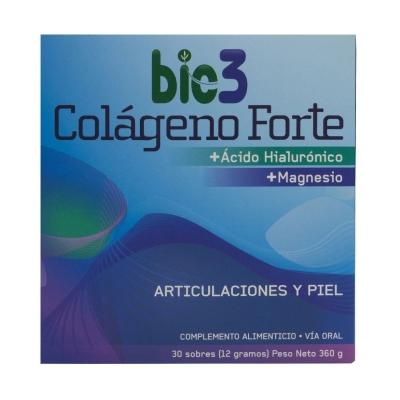 Bio3 Colágeno forte 30...