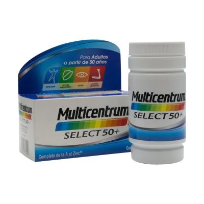 Multicentrum Select 50+ 90comp