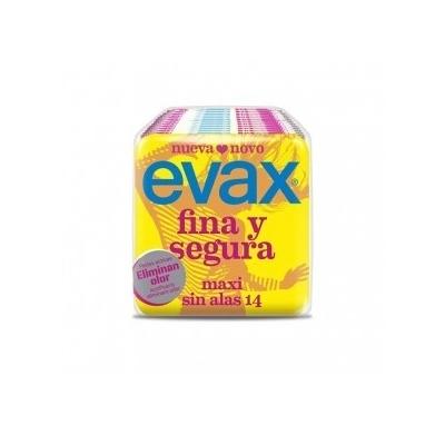 Evax Compresas Fina Y...