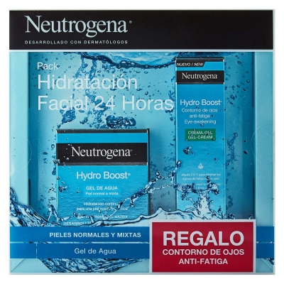 Neutrogena® Pack Hydro...