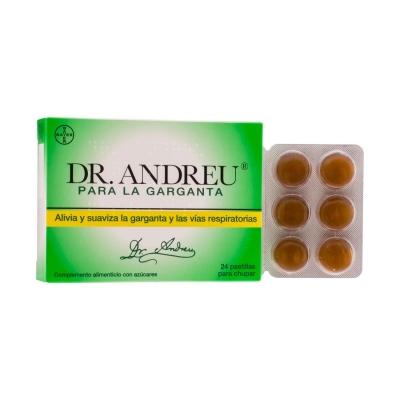 Bayer Dr. Andreu Pastillas...