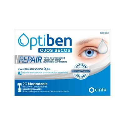 Optiben Ojos Secos Repair...